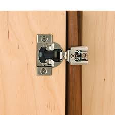 Soft Close Cabinet Hinges Amazon by Blum Compact Face Frame Hinge With Blumotion 1 2