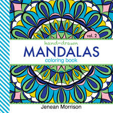 Mandalas Coloring Book Volume 1 HDVolume2Coverfront