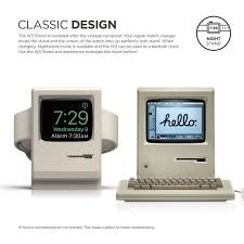nightstand timeframe nightstand mode clock the apple desk