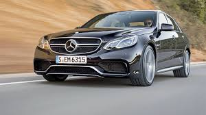 2014 Mercedes-Benz E63 AMG S-Model 4Matic Review - First Drive Of ...