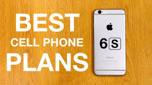 BEST Cell Phone Plans for the NEW iPhone 6S