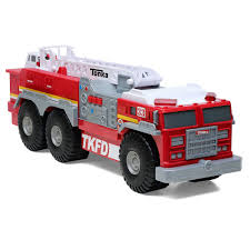 Tonka - Strong Arm - Mighty Fire Engine - Funrise - Toys