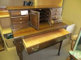 Drop Front Secretary Desk by Drop Front Secretary Desk With Hutch Delightful Concept To Drop