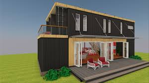 100 How To Make A Home From A Shipping Container Luxury House Plan Design BREEZEWY 960