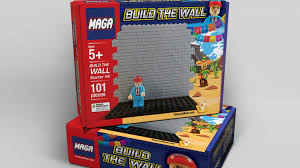100 Lego Fire Truck Games MAGA Build The Wall Toy Looks Like LEGO