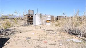 100 Mojave Desert Homes Exploring An Abandoned House In The YouTube