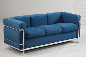 canape le corbusier canapé design lc2 par le corbusier meubles