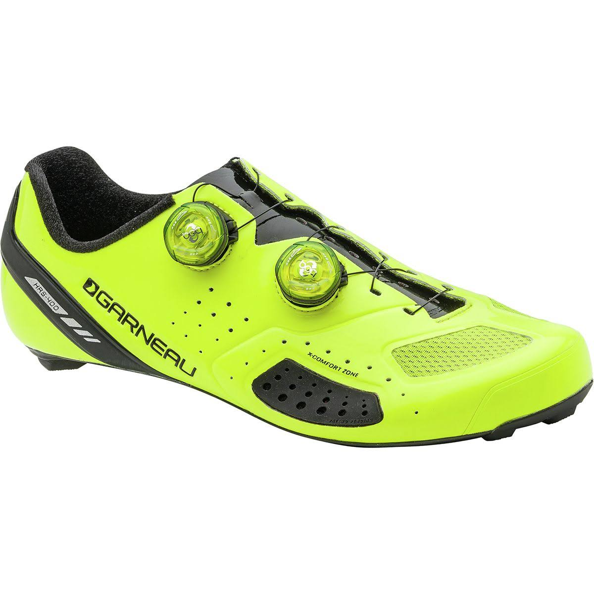 Louis Garneau Men's Course Air Lite II Shoe - 48 - Bright Yellow