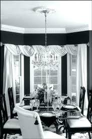 Dining Room Curtain Ideas Inspiring Formal Curtains Rooms Gallery Exterior Country