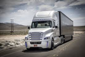 This Is The First Licensed Self-driving Truck. There Will Be Many ...