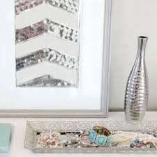 Sequins Wall Art Add Some Sparkle And Shine To Your Home With This Simple Project Its A Great Way Make Use Of An Old Or Thrifted Frame