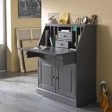 promo bureau scriban pin massif betta la redoute interieurs prix promo bureau