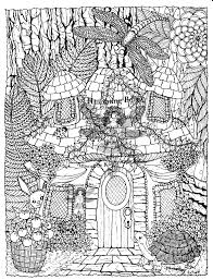 Free Coloring Page Difficult Hidden Animals In A Magnificient