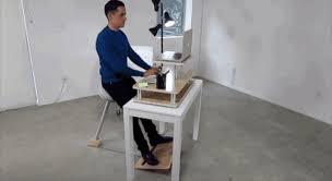 siege auto pour mal de dos vidéo le siège du futur pour ne plus avoir mal au dos au bureau