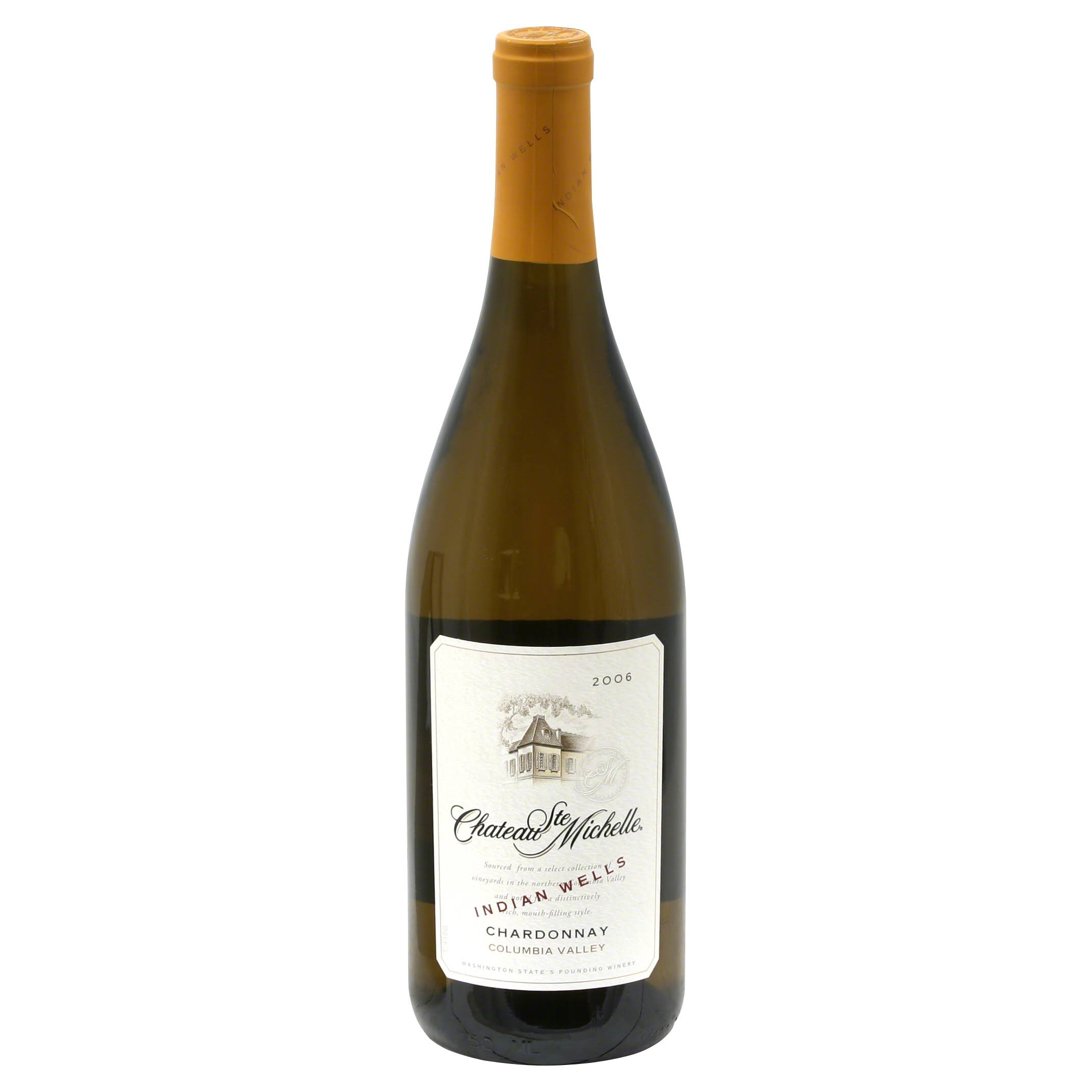 Chateau Ste. Michelle Chardonnay Indian Wells - 750mL