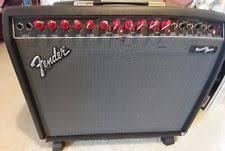 Fender 2x10 Guitar Cabinet by Fender Princeton Chorus Guitar Amp Ebay