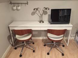 Besta Burs Desk White by Ikea Bestå Burs Desk High Gloss White In Blackhall Edinburgh