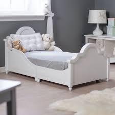 Toddler Girls Bed by Kidkraft Raleigh Toddler Bed White 86941 Hayneedle