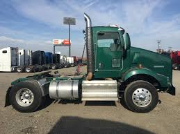 USED 2010 KENWORTH T800 DAYCAB FOR SALE IN CA #1242
