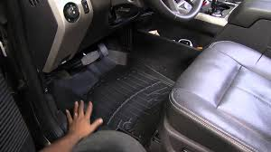 Weathertech Floor Mats 2015 F250 by Review Of The Weathertech Front Floor Mats On A 2015 Ford F 450