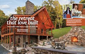 The Retreat That Love Built: A Feature In Cabin Living Magazine Decorations Log Home Decorating Magazine Cabin Interior Save 15000 On The Mountain View Lodge Ad In Homes 106 Best Concrete Cabins Images Pinterest House Design Virgin Build 1st Stage Offthegrid Wildwomanoutdoor No Mobile Homes Design Oregon Idolza Island Stools Designs Great Remodel Kitchen Friendly Golden Eagle And Timber Pictures Louisiana Baby Nursery Home Designs Canada Plans Plan Twin Farms Bnard Vermont Cottage Decor Best Catalogs Nice
