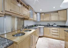 kitchen beautiful kitchen design ideas with stainless steel