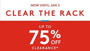 Nordstrom Rack Sale Clear the Rack Sale Up to  f Last