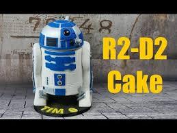 wars r2 d2 torte 3d torte cake tutorial