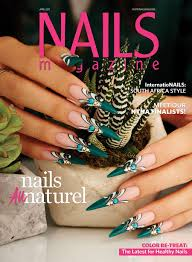 Bed Of Nails Nail Bar by Nails Magazine April 2017 Issue