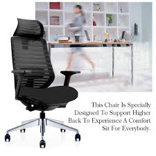 100 Heavy Duty Office Chairs With Removable Arms Latitude Run Klahn Executive Multi Function Ergonomic Mesh