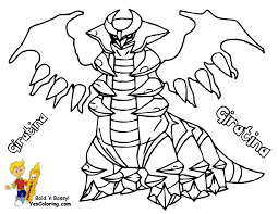 Pokemon Coloring Pages Photo