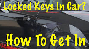 100 I Locked My Keys In My Truck How To Unlock A Car Without YouTube