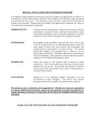 Description Of Medical Assistant Duties Resume