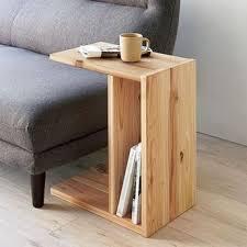 22 beistelltisch aus holzform für wohnzimmer arm sofa holz