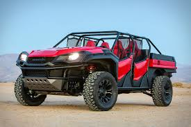 100 Honda Full Size Truck Rugged Open Air Vehicle Concept Itink2