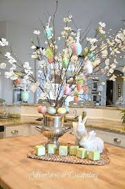 our little easter tree easter decorating and easter decor