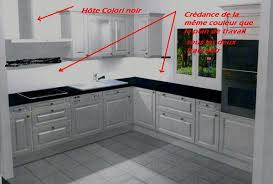 plan de travail hygena concept graphique cuisine le de maison de william et