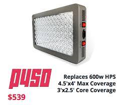Platinum LED Advanced Platinum Series LED Grow Lights – LED