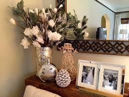 Elegant Kitchen Table Decorating Ideas by Living Room Original Lifesize Wooden Alternative Christmas Tree