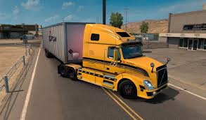 Groupe Robert (Robert Transport Canada) Pack - ATS Mod | American ...