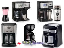 5 Top Best Drip Coffee Maker Under 100 Dollars Makers 2018 Fair Trade Machines
