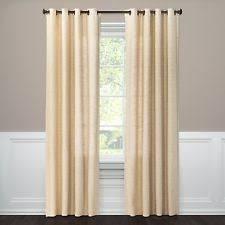 Target Threshold Grommet Curtains by Threshold Target Sour Cream Velvet Window Curtain Panel 54 X 95