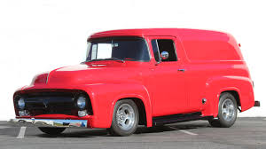 1956 Ford Panel Truck | S22 | Indy 2016 1948 Dodge Panel Truck Gaa Classic Cars Chevrolet For Sale On Classiccarscom Fichevrolet Truckjpg Wikimedia Commons 1940 Ford Fast Lane Eye Candy 1935 Panel Truck The Star 1956 S22 Indy 2016 F100 Gateway 11sct Rm Sothebys Hershey 2014 1947 Red Hills Rods And Choppers Inc St Seattles Parked 1959 For 1949 Chevy Van Powernation Week 47 Youtube