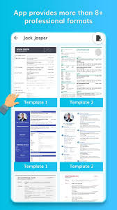 Free Resume Builder - Professional CV Maker For Android ... Cv Maker Professional Examples Online Builder Craftcv Resume Resumemaker Deluxe Indivudual Free Visme Cv Builder Pdf Format For Jana Template 79367 Invitations Resume Maker Professional 16 Android Freetouse By Livecareer