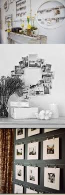 Diy Crafts Ideas DIY To Display Family Photos On Your Walls