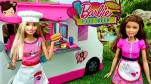 Barbie Food Truck Fast Food Work Routine - Play Toy Food With Elsa ... Barbie Camping Fun Suvtruckcarvehicle Review New Doll Car For And Ken Vacation Truck Canoe Jet Ski Youtube Amazoncom Power Wheels Lil Quad Toys Games Food Toy Unboxing By Junior Gizmo Smyths Photos Collections Moshi Monsters Ice Cream Queen Elsa Mlp Fashems Shopkins Tonka Jeep Bronco Type Truck Pink Daisies Metal Vintage Rare Buy Medical Vehicle Frm19 Incl Shipping Walmartcom 4x4 June Truck Of The Month With Your Favorite Golden Girl Rc Remote Control Big Foot Jeep Teen Best Ruced Sale In Bedford County