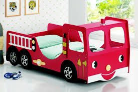 Little Fire Truck Toddler Bed At Amazon — Authorgroupies Design