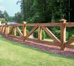 Ranch Style Wood Fence Designs Wooden Fences Farm Farmhouse Design Added On June 2016 At Write Teens