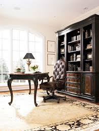 Drop Front Writing Desk by Writing Desk With Leather Writing Surface And Cabriole Leg By