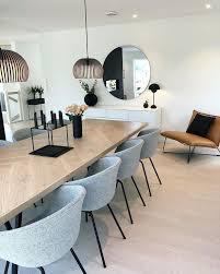 trendy design für luxus esszimmer dekor ideen die sie
